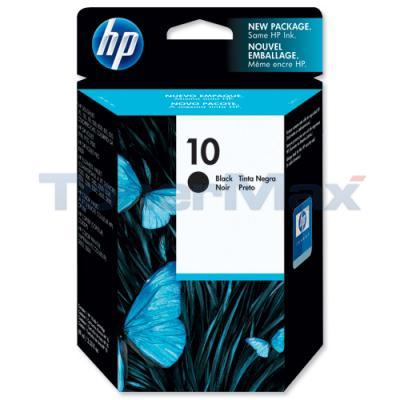 HP NO 10 INK BLACK 69ML